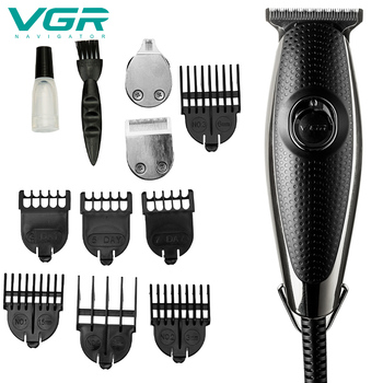 High Power Men Powerful Electric Hair Clipper Professional Barber Hair Clipper 3 Cutter Head Hair Trimmer Hair Cutting Machine lili professional balding clipper for barbers and stylists cuts full head balding cutting machine super motor hair salon clipper