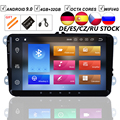 9 Car Android 9.0 NO DVD GPS Player For VW POLO GOLF MK5 MK6 PASSAT 8 Core PX5 4G RAM 64G ROM Radio BLUETOOTH Navigation Stereo