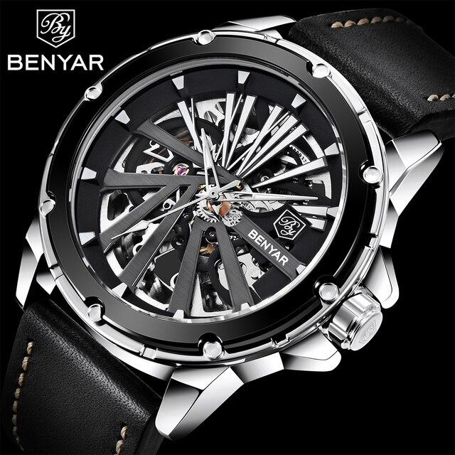 Benyar Design BY-5173M Men's Watch 6