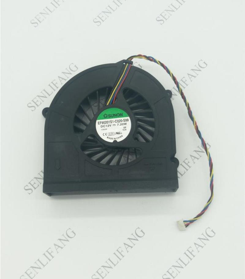 FOR Acer Aspire Z3-605 AiO Cooling Fan Sunon EF90201S1-C020-S99 23.10757.001 12V 7.2W