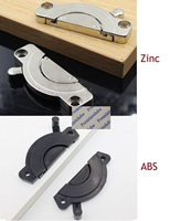 2Pcs/Lot Desk Dinning Table Top Toggle Connector Latch Bench Panel Tabletop Connector|Cabinet Hinges|Home Improvement -