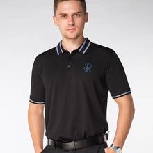 BILLIONAIRE Polo shirt men Short sleeve shirt cotton 2021 new summer fashion Casual button embroidery big size high quality
