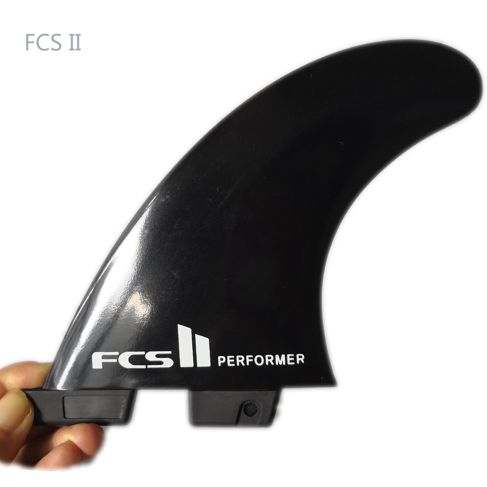 Free shipping Plastic G5 II Black Surfboard Fins Shortboard Surf Fins For Surfing Top quality 2 surfboard fins