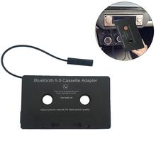 Universal Car Bluetooth Tape Converter AAC / MP3 SBC Stereo Audio Cassette to Aux Smartphone Adapter Adap