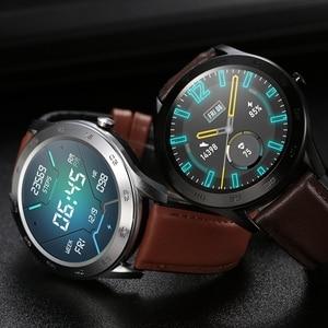 Image 3 - DTNO.I No.1 DT98 Smart Watch IP68 Waterproof 1.3 Full Round HD Screen ECG Detection Multi Dials Smartwatch Fitness Tracker Men