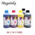 500ML BK C M Y MBK 5 цветов PFI120 PFI 120 пигментные чернила для канона TM200 TM205 TM300 TM305 200 205 300 305 принтер чернила