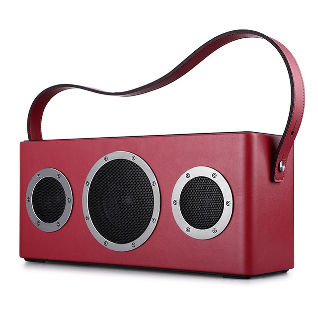 GGMM M4 Wireless WiFi Speaker Bluetooth Speaker MFi Certificated Portable Heavy Bass Sound for iOS Android With Multi room Play