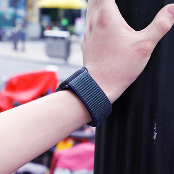 Nylon Band for Apple Watch 5