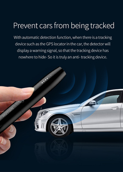 Hidden Camera Mini Spy Gadgets Bug Detector Wireless WiFi-Jammer Signal Hunter GPS Tracker GSM Locator Camera Pen Wiretap Finder 5