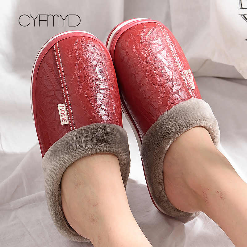 shoes Indoor Slippers Memory foam Size