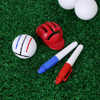 GOLF Ball Line Liner Marker Pen Template Drawing Alignment Marks Tool Outdoor Sport Training Aids GOLF Accessories