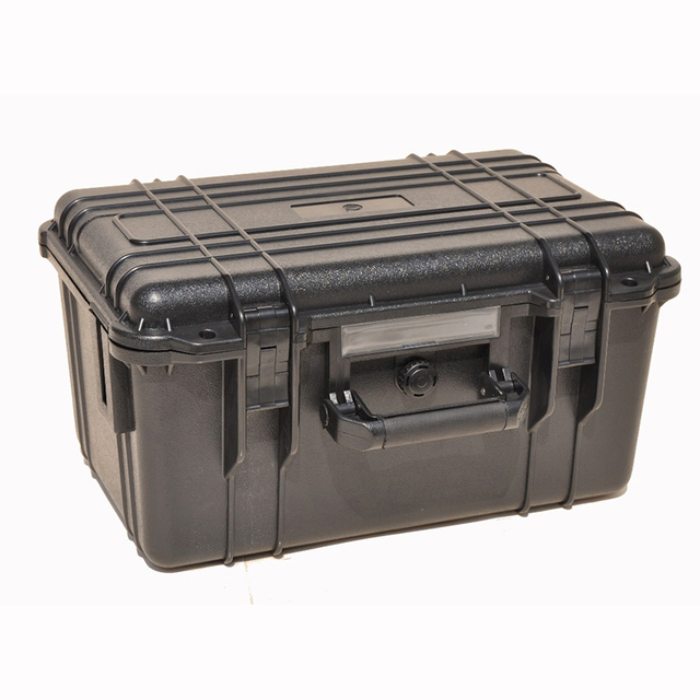 Tool case toolbox suitcase Impact resistant sealed waterproof ABS case security equipment camera case with pre-cut foam lining