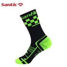 Носки santic велосипедные для мужчин и женщин профессиональные