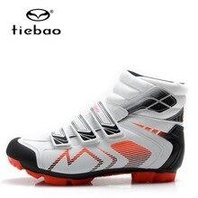 TIEBAO велосипедная обувь sapatilha ciclismo mtb зимние ботинки для горного велосипеда спортивная обувь Мужская Уличная обувь суперзвезды