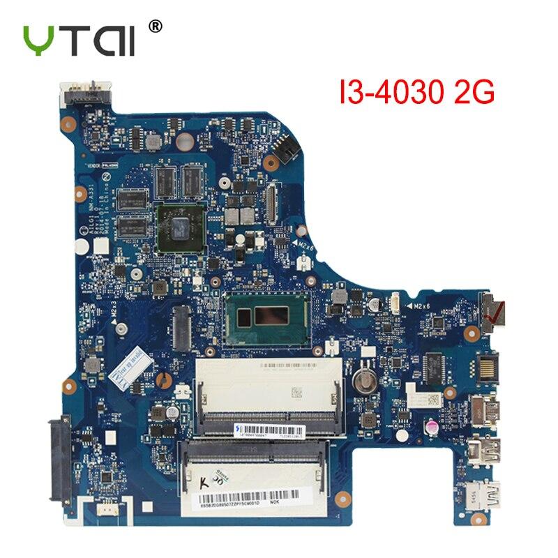Lenovo Z70-80 Z70-70 G70-80 G70-70 w// pentium CPU motherboard AILG1 NM-A331 Test
