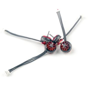 Nowy jednoczęściowy dzwonek Happymodel EX0802 KV19000 KV22000 1S bezszczotkowy silnik do 65mm 75mm 85mm FPV Racing Moblite6 7 dronów tanie i dobre opinie CN (pochodzenie) other Helikoptery