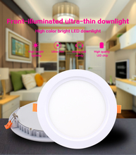 LY LED Light  3W 5W 7W 12W 15W 18W Downlight SMD 2835 Round 6000K Driver Ceiling down lights 110v Recessed Spot Light kitchen youoklight 1900lm 19w smd 2835 100 leds ceiling downlight with body induction 6000k