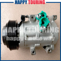HS20 auto klimaanlage kompressor für Hyundai Grand Starex 12V 7PK 977014H000 97701 4H000 97701 4H010 977014H010-in Klimaanlage aus Kraftfahrzeuge und Motorräder bei