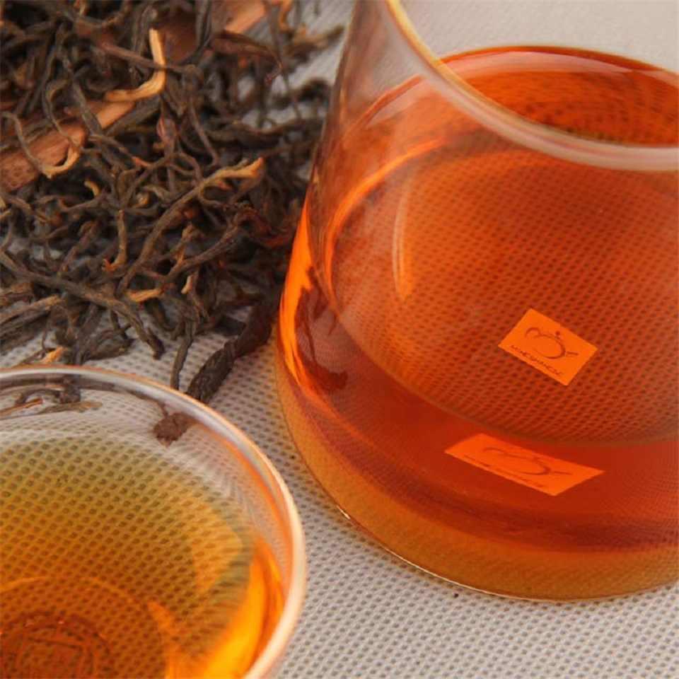 Chiński Yunnan Dian Hong herbata Premium DianHong herbata uroda odchudzanie moczopędne w dół trzy zielone jedzenie dian hong czarna herbata