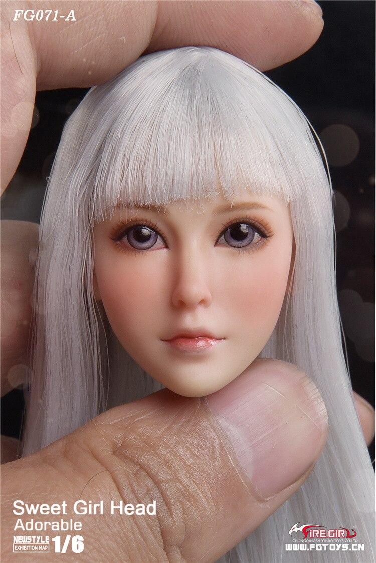 Em Estoque 1 6 Asian Beleza Figura