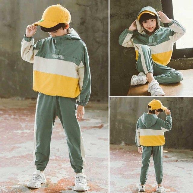 Pakaian Set Hoodie + Celana Laki Laki 6