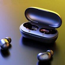 A6X TWS Bluetooth אוזניות HD סטריאו אלחוטי אוזניות משחקי אוזניות בס אוזניות הפחתת רעש k Upods Gt1 פרו