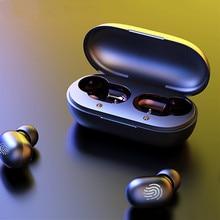 A6x tws fones de ouvido bluetooth hd estéreo sem fio fones gaming headset baixo redução ruído k upods gt1 pro