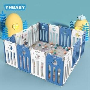 Baby Playpen For Children Pool