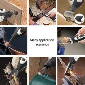 Image 5 - Newone 12V Lithium Ion Cordless Kit Ferramenta Rotativa Dremel Elétrica Mini Broca com Seis Ajuste de Velocidade portátil Rotativo ferramenta