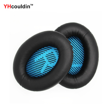 Replacement Earpads Ear Pad Cushion Muffs Repair Parts Compatible With Bose QC15 QC35 QC2 qc25 AE2 AE2i