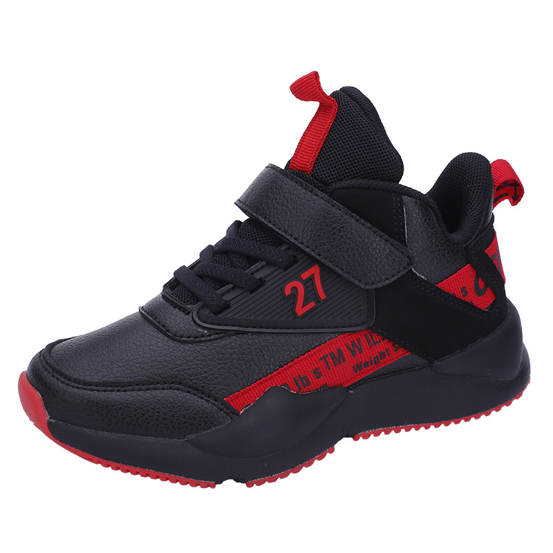 Pinsen 2019 Winter Kids Sneakers Boys Basketball Shoes Running Casual Children Shoes Boy Sport Spiderman Shoes Chaussure Enfant