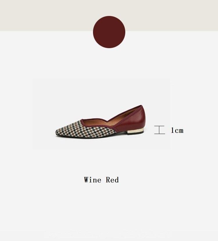 dedo do pé quadrado sapatos femininos de