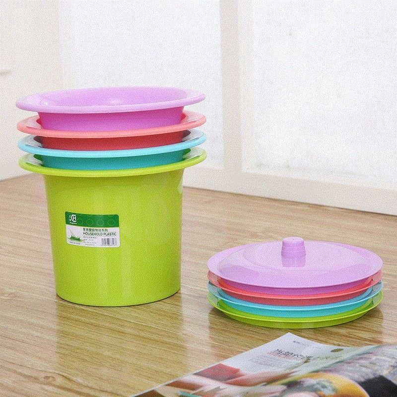 Children Children Plastic Toilet Men And Women Urinal Baby Bucket Bedpan Will Glenoid Urine Tank Spittoon