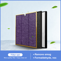 AC4151/53/54 HEPA filter +  formaldehyde and activated carbon filter for  AC4372/AC4373/4374/4375  air purifier filter