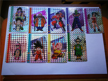 9pcs Dragon Ball Super Ultra Instinct Limit BREAK Action Figures Commemorative Edition Game Flash Card Collection Anime Cards killer instinct definitive edition [xbox one]