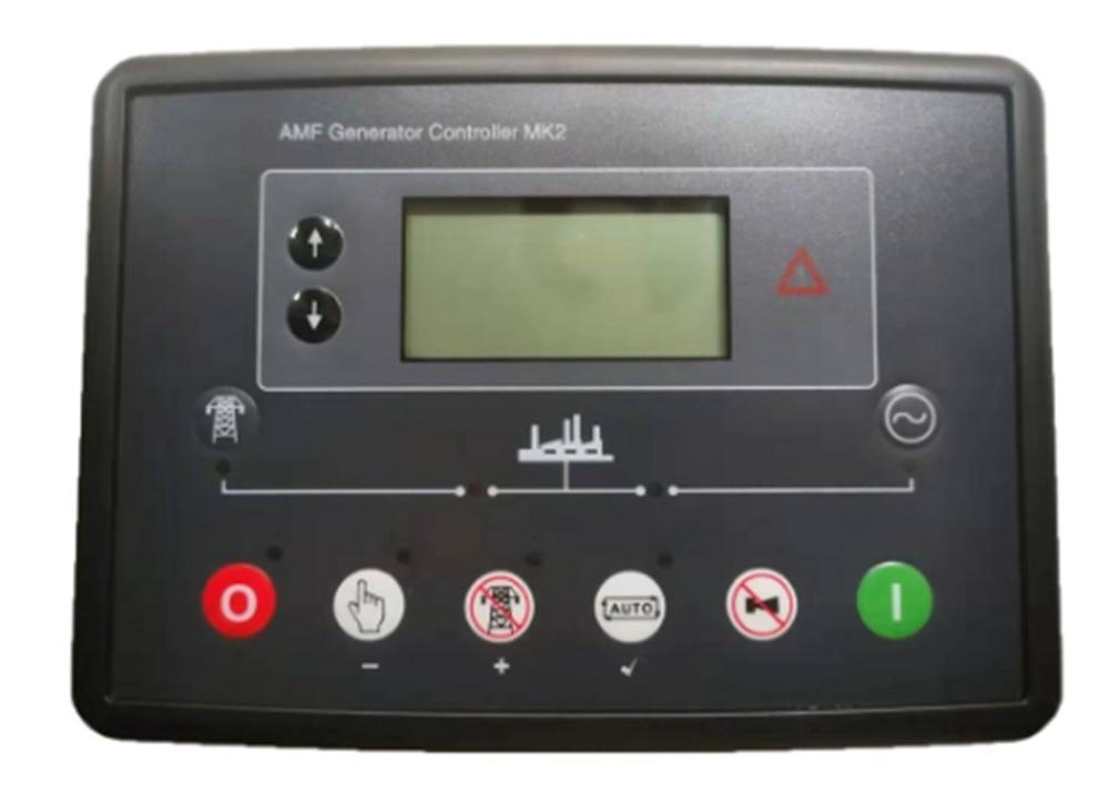 O controlador automático do motor diesel amf
