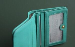 Image 3 - EMMA YAO Original leder brieftasche weibliche mode designer brieftasche frauen