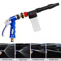 Car Washer High Pressure Snow Foamer Water Gun Profession Car Cleaning Foam Gun Washing Foamaster Gun Water Soap Shampoo Sprayer