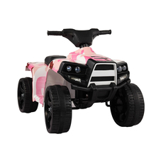 цена на Kids Electric Ride On Beach Car Children Battery Powered Four-Wheel Driving ATV Car Outdoor Rechargeable Vehicles Toy T0841