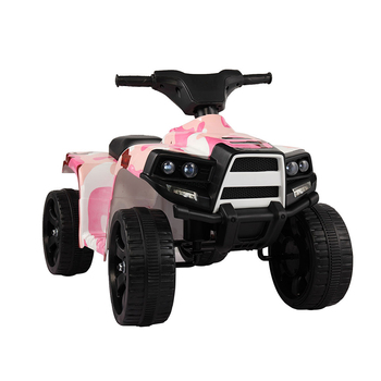 Kids Electric Ride On Beach Car Children Battery Powered Four-Wheel Driving ATV Car Outdoor Rechargeable Vehicles Toy T0841