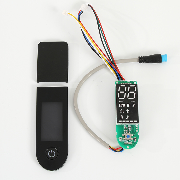 Image 5 - Dashboard for Xiaomi M365 Pro Scooter Circuit Board with Screen Cover for Xiaomi M365 Scooter Dashboard Speed Power Show Parts-in Scooter Parts & Accessories from Sports & Entertainment
