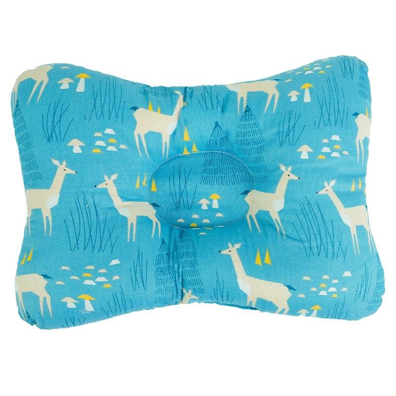 [Simfamily] новая Брендовая детская подушка для новорожденных, поддержка сна, вогнутая подушка, подушка для малышей, подушка для детей с плоской головкой, детская подушка - Цвет: NO27