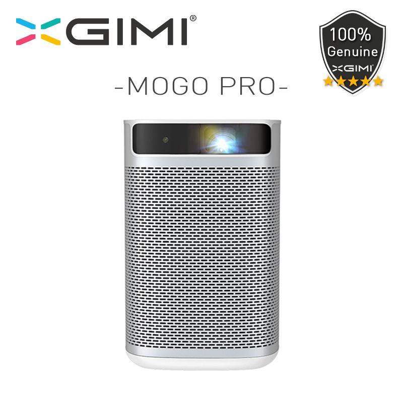XGIMI MoGo Pro Smart Portable Projector 1080P Android 9.0 Full HD DLP Mini Projector Pocket Cinema With 10400mAh Battery 250Ansi(China)