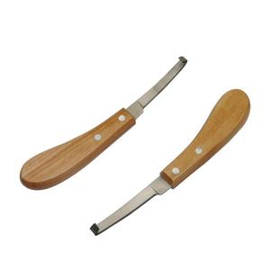 Cattle Horses Hoof Cutter Goat Sheep Pig Livestock Hoof Knife Right/Left Hand Animal Foot Pruning Tools Veterinary Supplies(China)