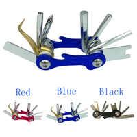8 in 1 Scuba Diving O-Ring Pick Screwdriver Multi Tool Wrench for Repairing Adjusting