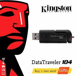 Kingston New USB Flash 32GB Black DT104 flash bellek Car Portable Cle USB Pen Disk on Key 32 GB Convenient Clef Usb Stick 32gb