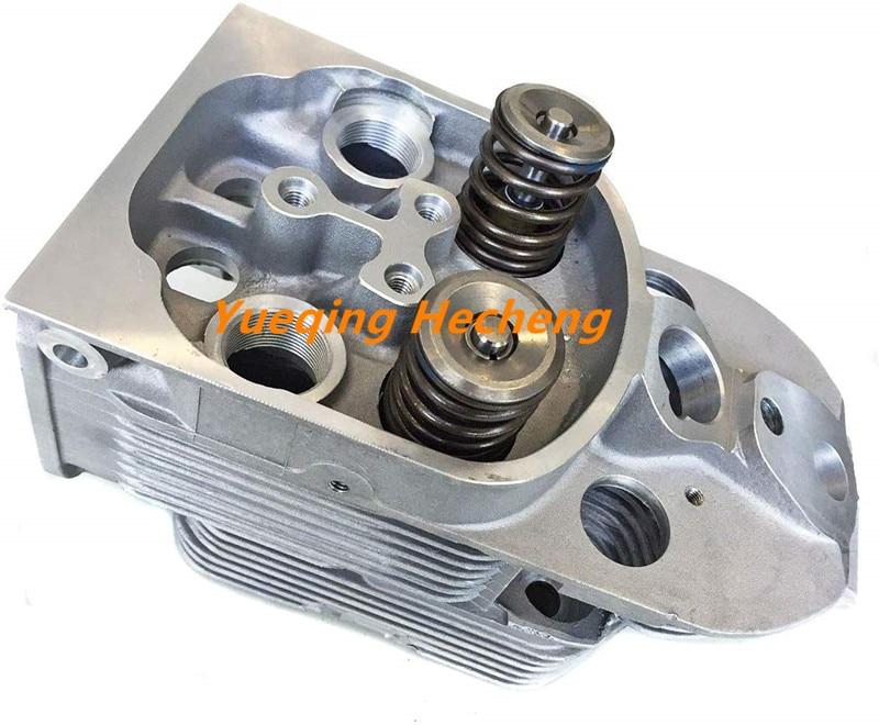 La cabeza del cilindro 04158537, 04236181 para Deutz motor F2L912 F3L912 F4L912 F5L912 F6L912