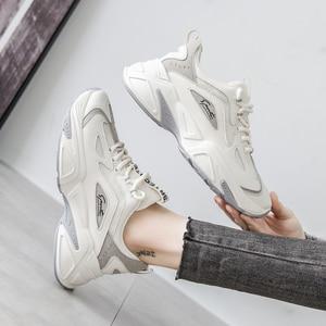 Image 5 - BIGFIRSE  Women Casual Shoes Trend  Rubber Woman Fashion Sneaker Vulcanized Shoes Zapatillas Mujer 2020 Fashion Shoes For  Women