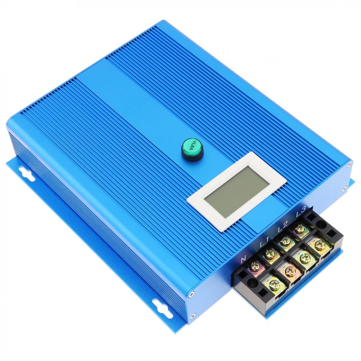 Industurial Dispositivo di Risparmio di Elettricità con Indicatore Led Intelligente di Energia Elettrica Bill Killer Fino a 30% per Il Ristorante di Fabbrica - 6