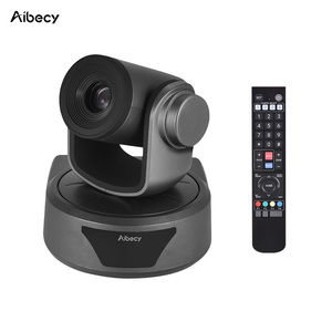 Image 1 - Aibecy كاميرا فيديو للمؤتمرات 3X اختياري التكبير كاميرا ويب كامل HD 1080P دعم 95 درجة مشاهدة واسعة السيارات USB التحكم عن بعد